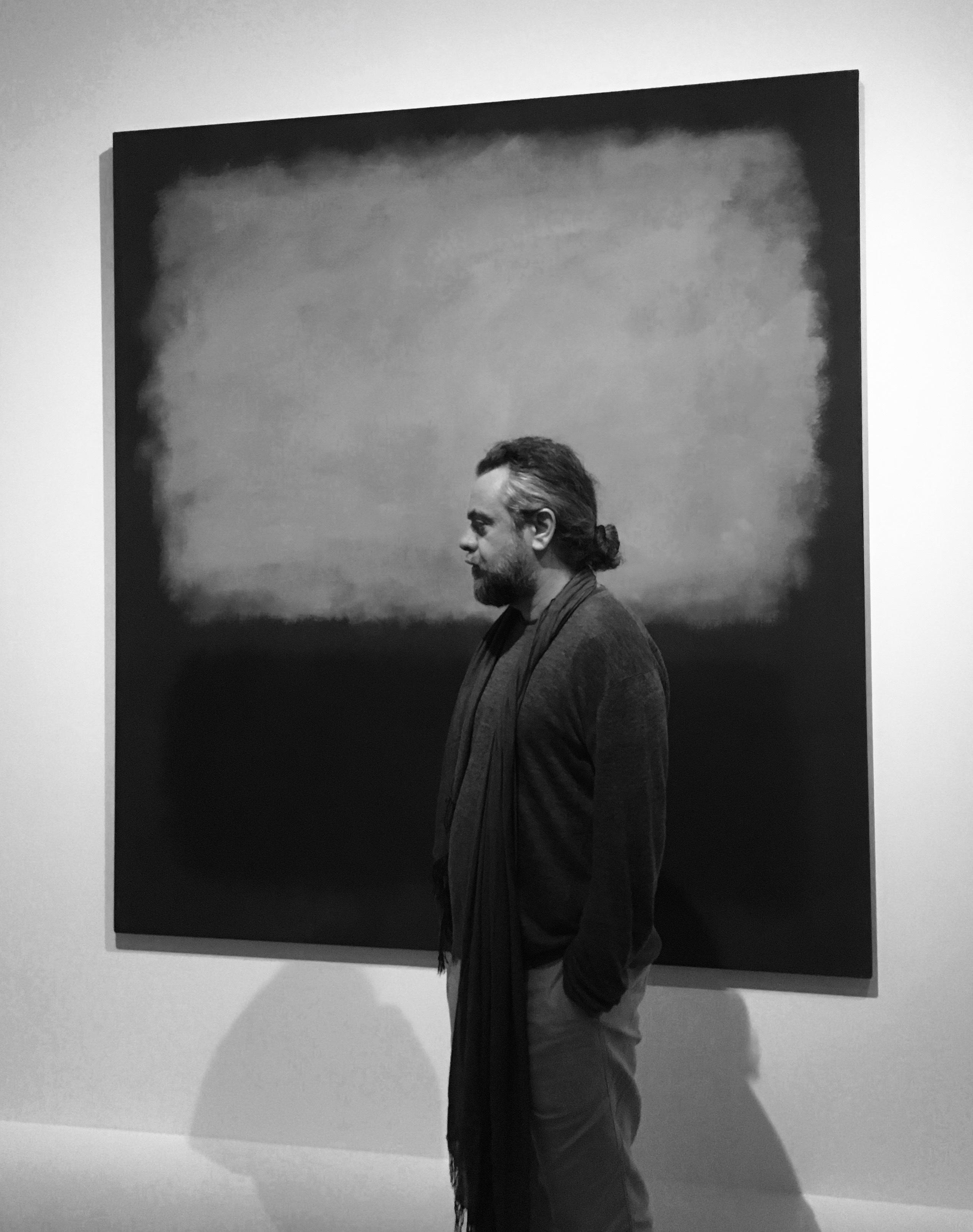 Mark Rothko e la fuga dalla rappresentazione.